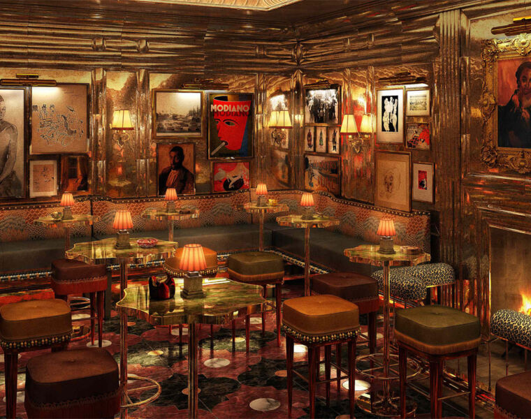 The Iconic Annabel's Moves To London's 46 Berkeley Square