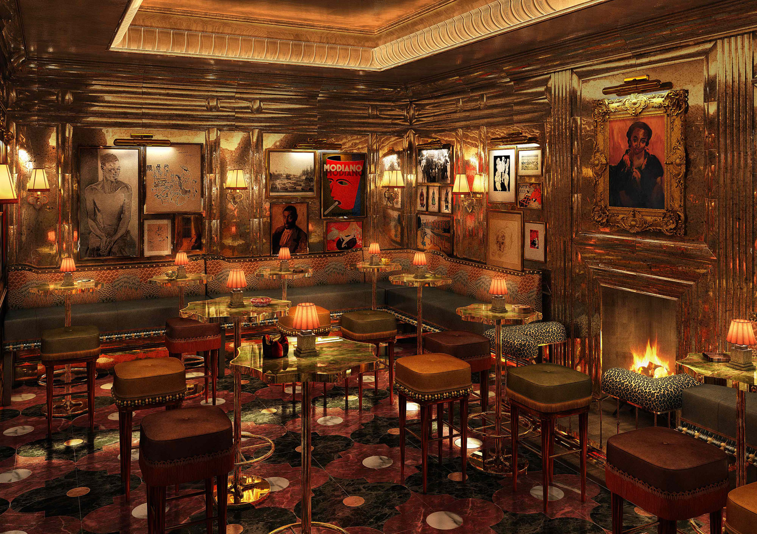 The Iconic Annabel's Moves To London's 46 Berkeley Square 5
