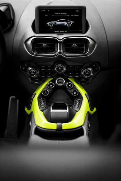 New Vantage: Bold New Look, Intensified Performance and Dynamics 13