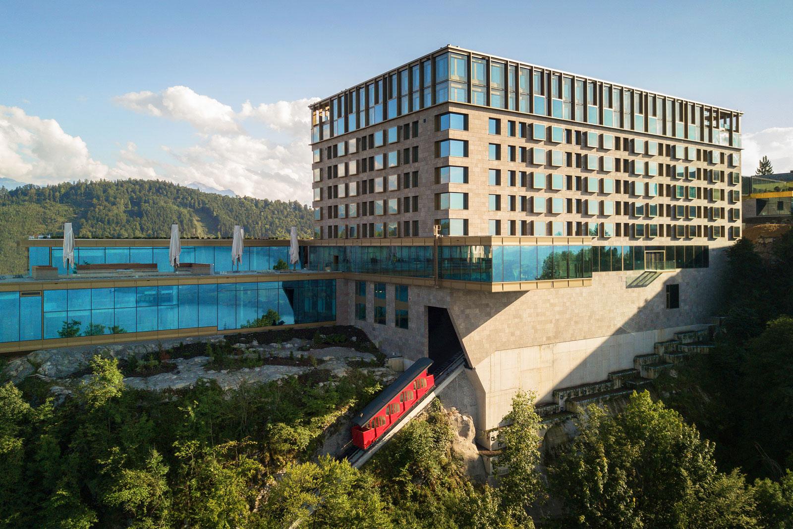 Bürgenstock Hotels & Resort - A Discreet Luxury Mountain Hideaway 8
