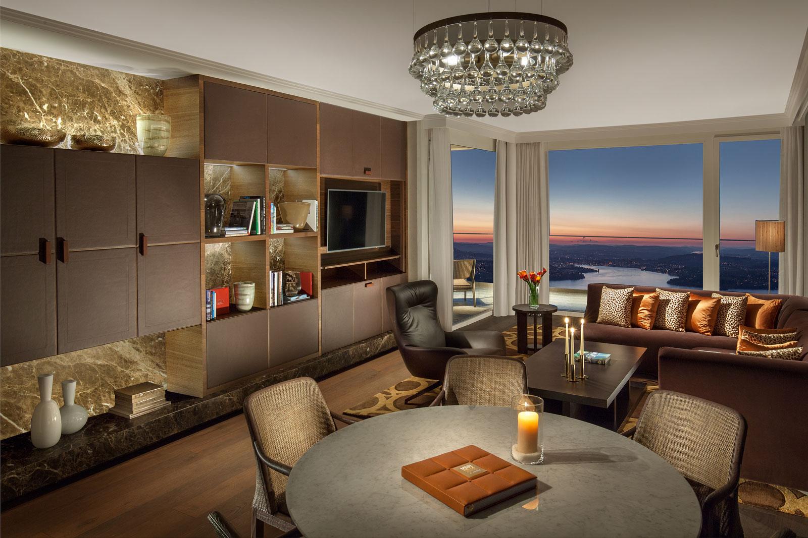 Bürgenstock Hotels & Resort - A Discreet Luxury Mountain Hideaway 12