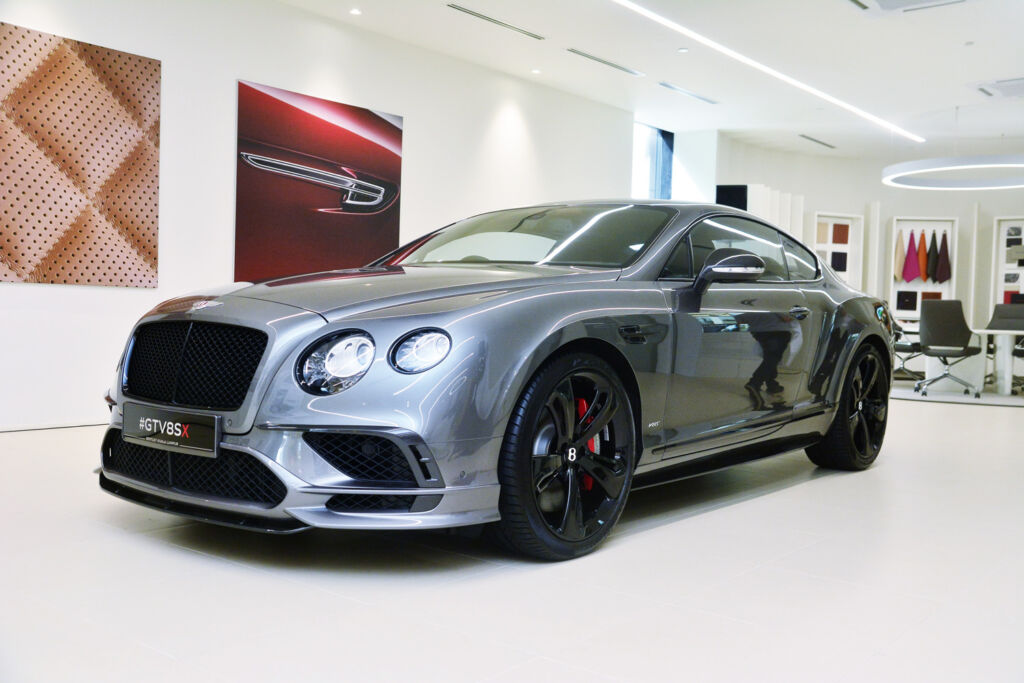 The Best of Bentley on the Malaysia leg of the Be Extraordinary Tour