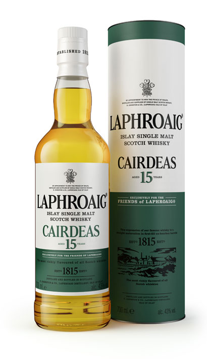 Laphroaig Unveils an Exclusive New Expression for its Loyal Friends 4