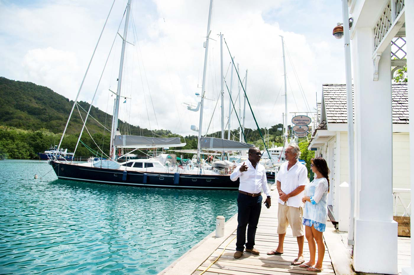 A Luxurious Experience at the Marigot Bay Marina and Resort by Capella 8