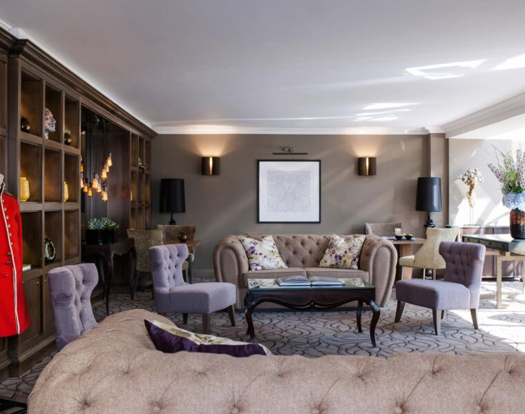 A Right Royal Stay At Castle Hotel Windsor 17