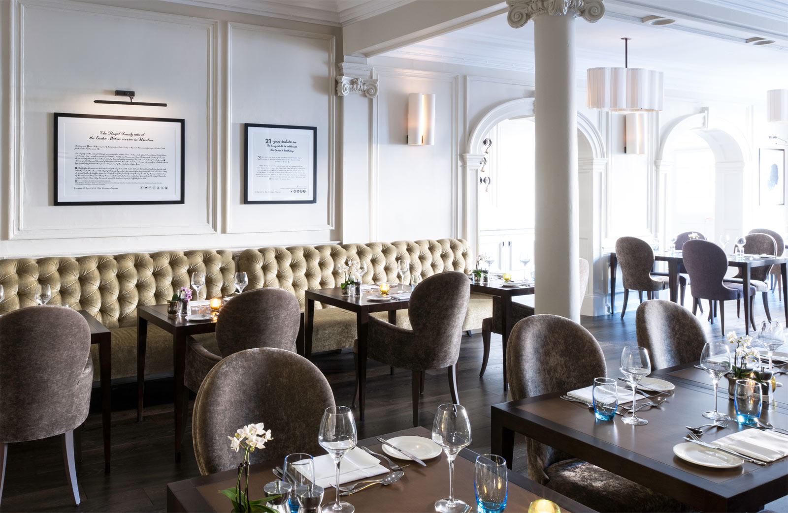 A Right Royal Stay At Castle Hotel Windsor 3