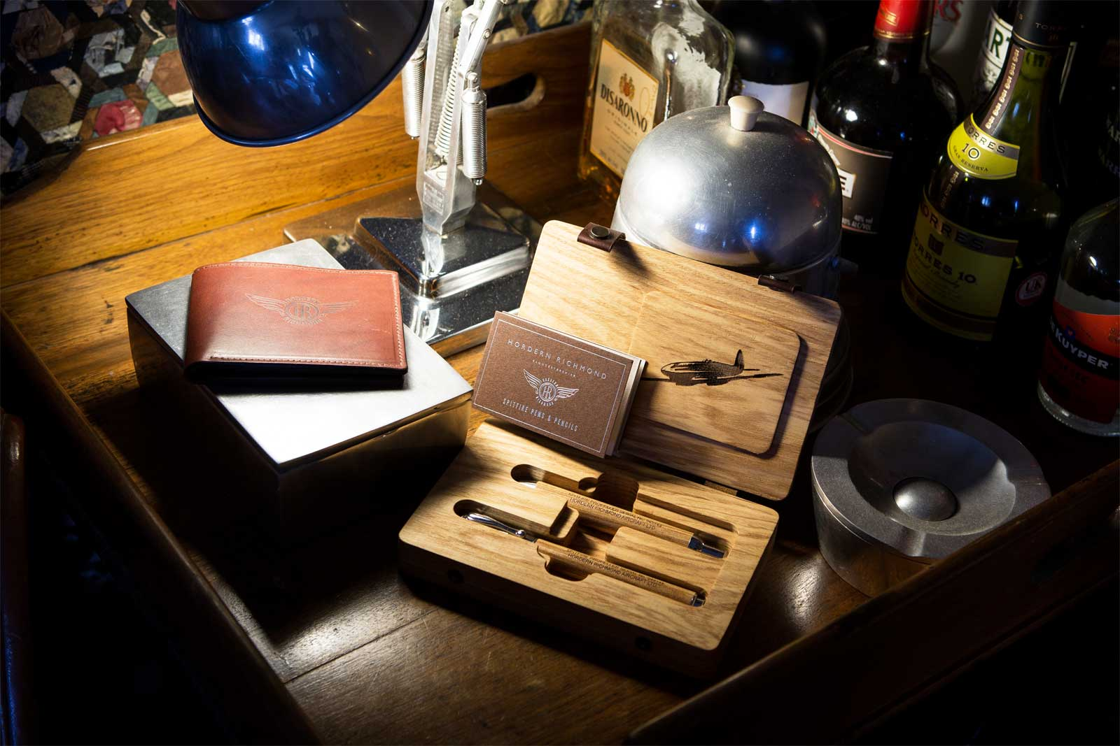 Hordern Richmond's Aviation-Inspired Products Brings History Back to Life 6