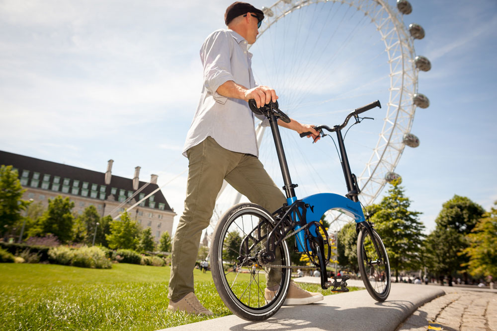 A Lighter Way of Breathing New Life Into Urban Cycling 7