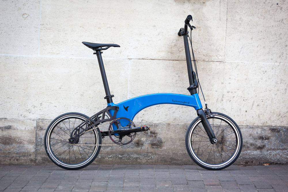 A Lighter Way of Breathing New Life Into Urban Cycling 8