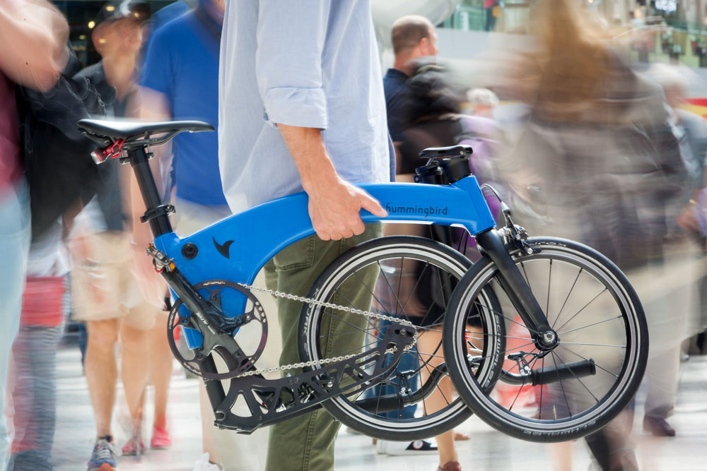 A Lighter Way of Breathing New Life Into Urban Cycling 9