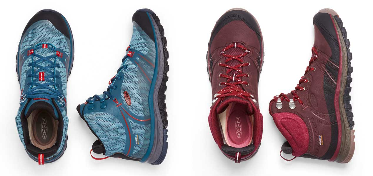 KEEN Terradora Hiking Shoes