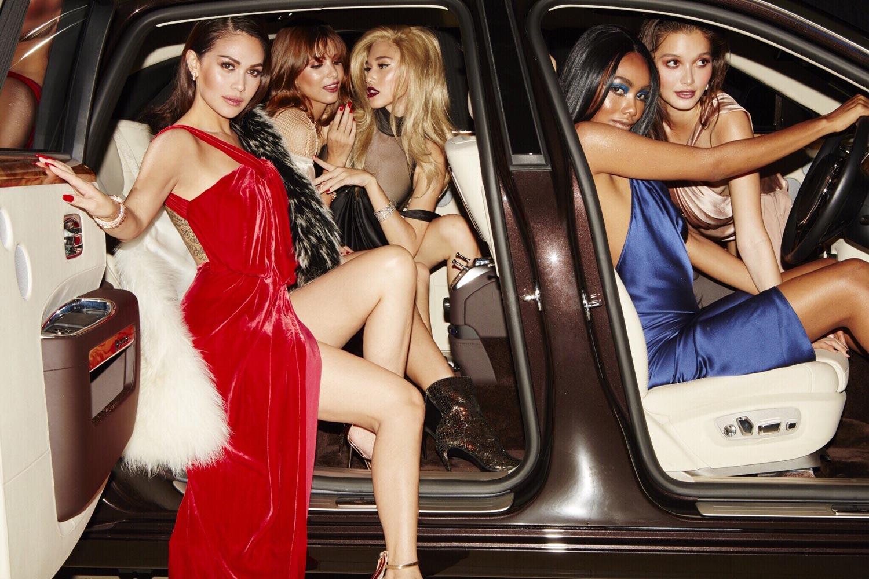 Rolls-Royce Inspires Vatanika Fashion Collection at Thai Motor Expo 8