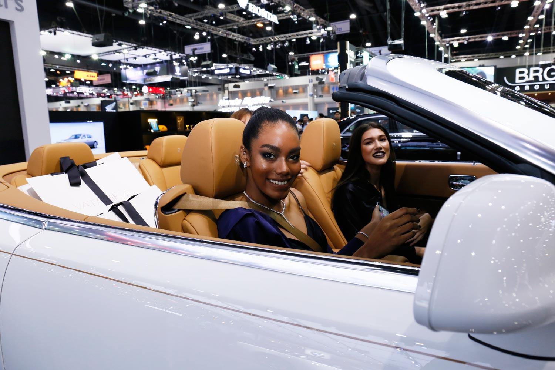 Rolls-Royce Inspires Vatanika Fashion Collection at Thai Motor Expo 12