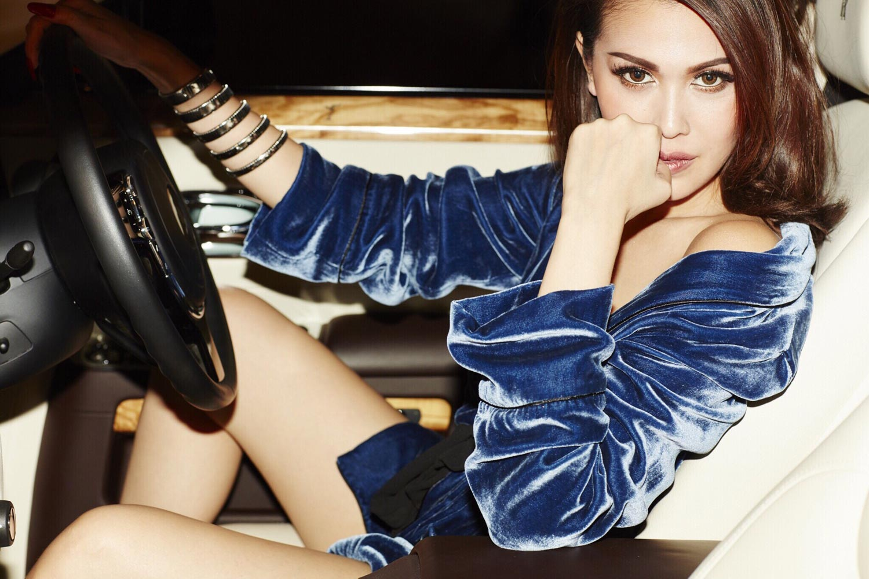Rolls-Royce Inspires Vatanika Fashion Collection at Thai Motor Expo 15