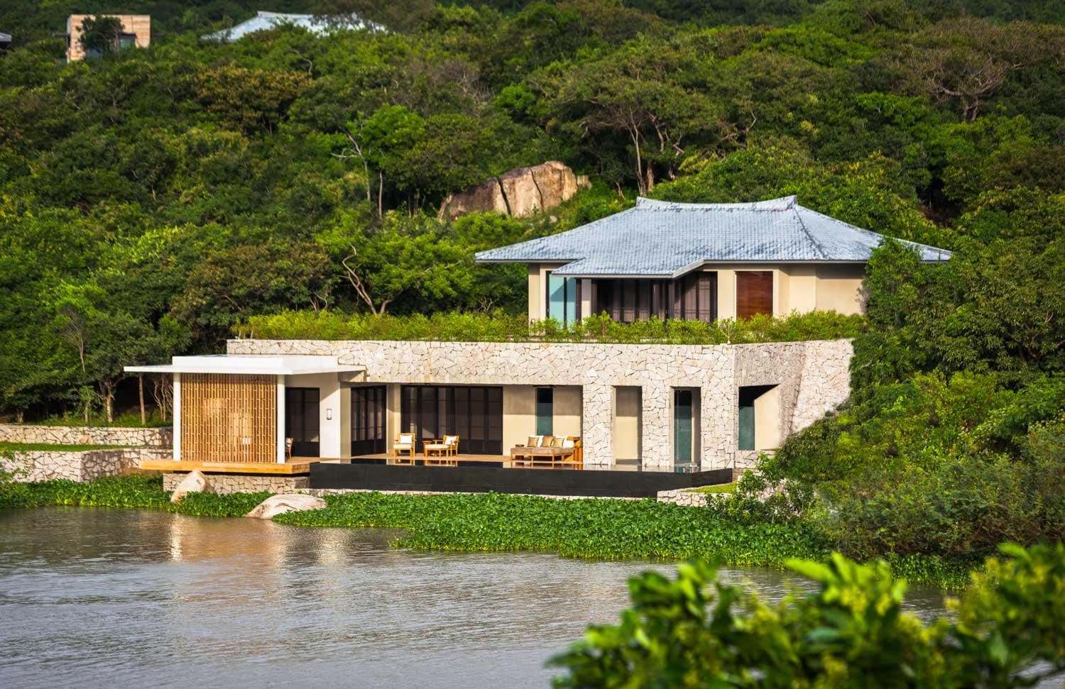 The Amanoi - A Luxurious Haven in Vietnam's Nui Chua National Park 10