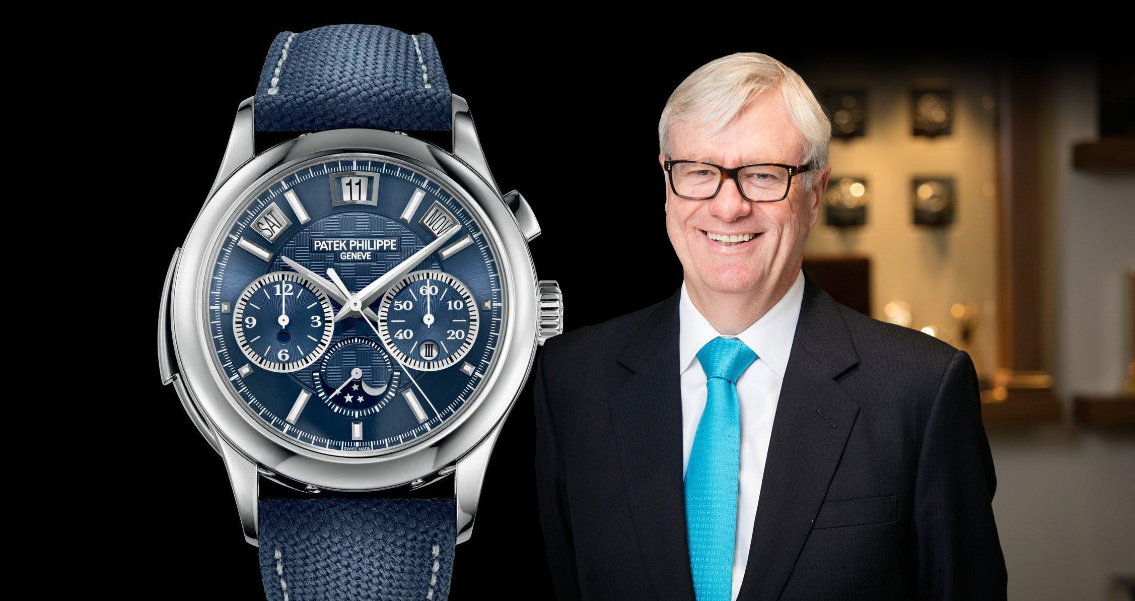 David Duggan discusses Patek's new awe-inspiring, one-of-a-kind timepiece, the Grand Complication Reference 5208T-010