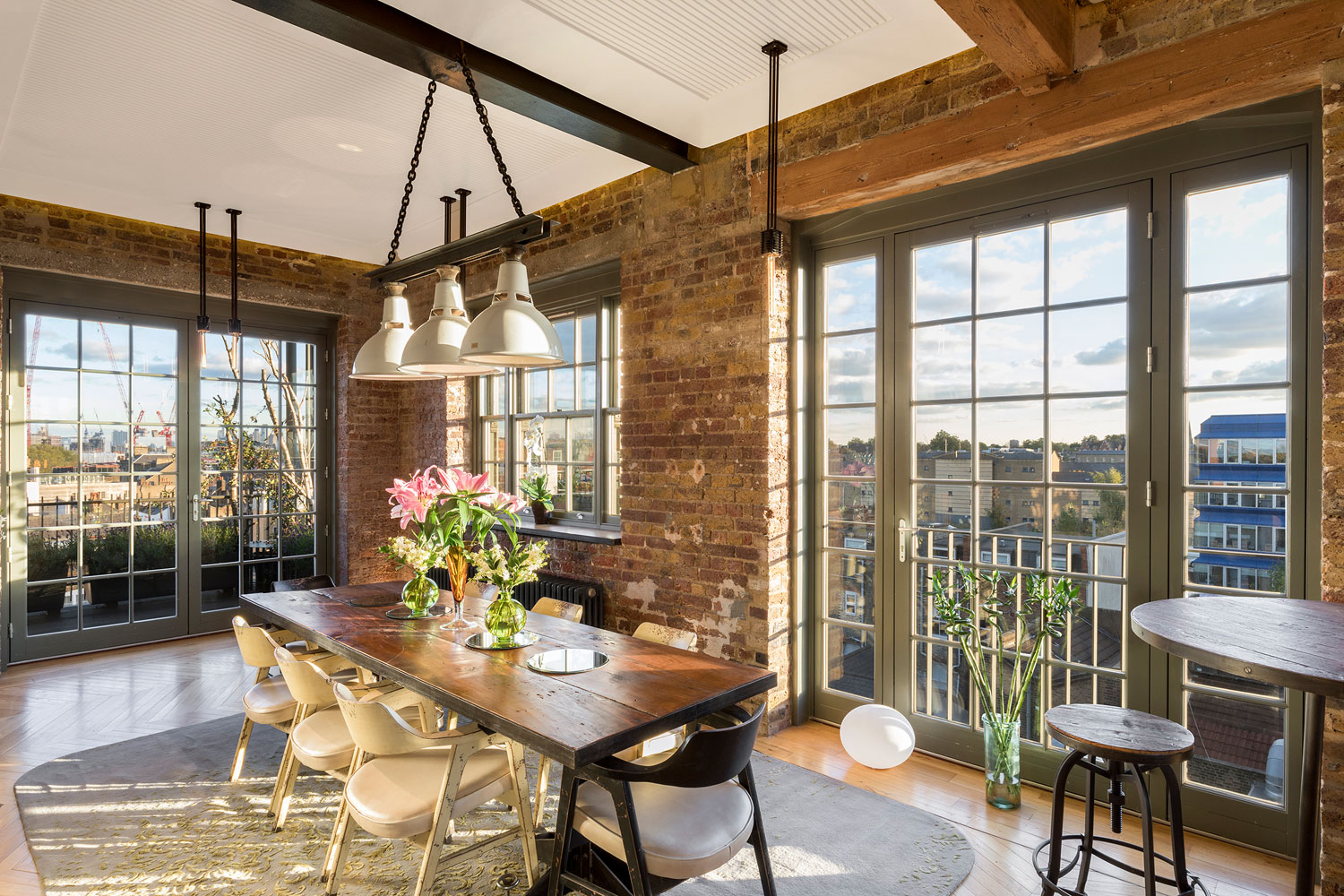 Victorian Chappell Piano Factory Becomes Stylish Loft Apartments 6