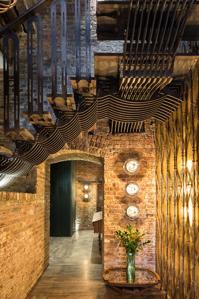 Victorian Chappell Piano Factory Becomes Stylish Loft Apartments 5