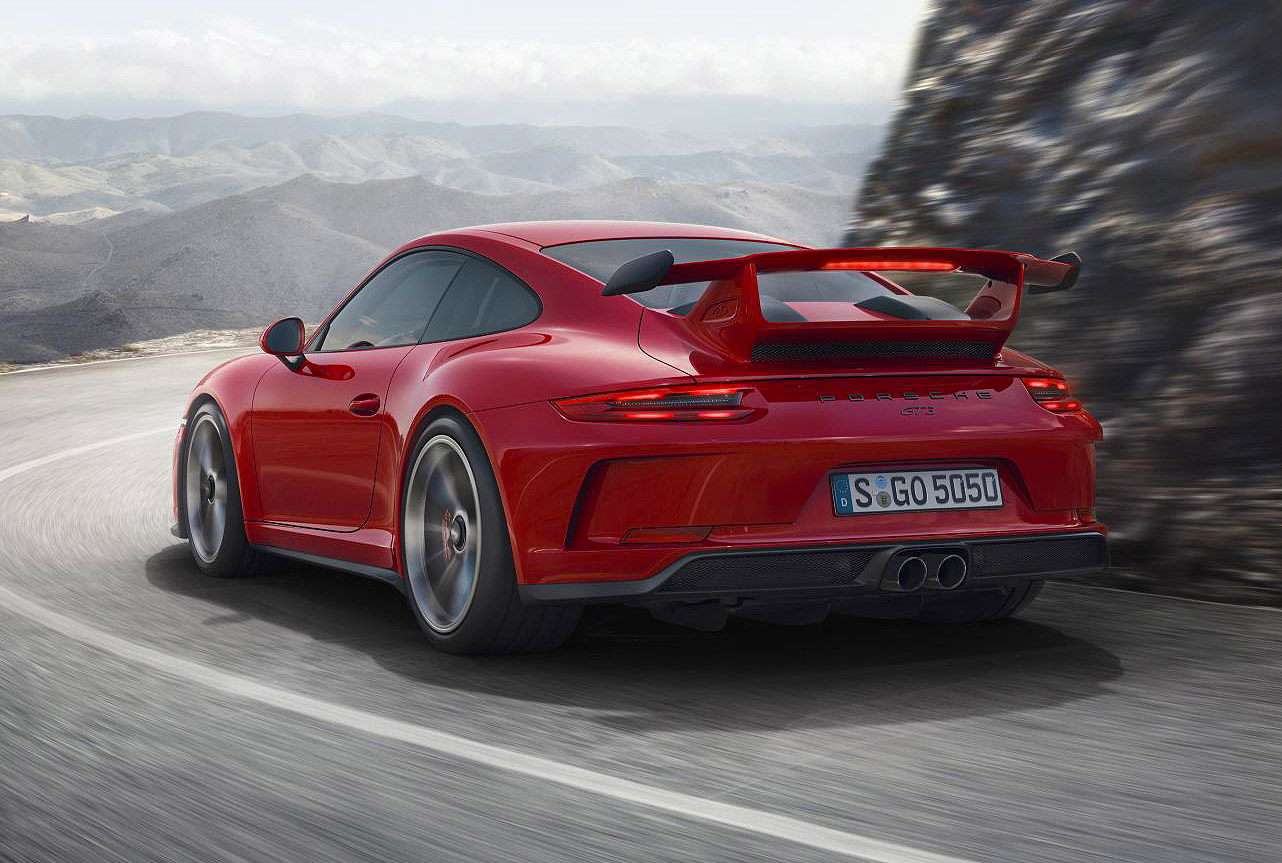Leading Finance Provider Reveals the Top Ten Supercars of 2017 5