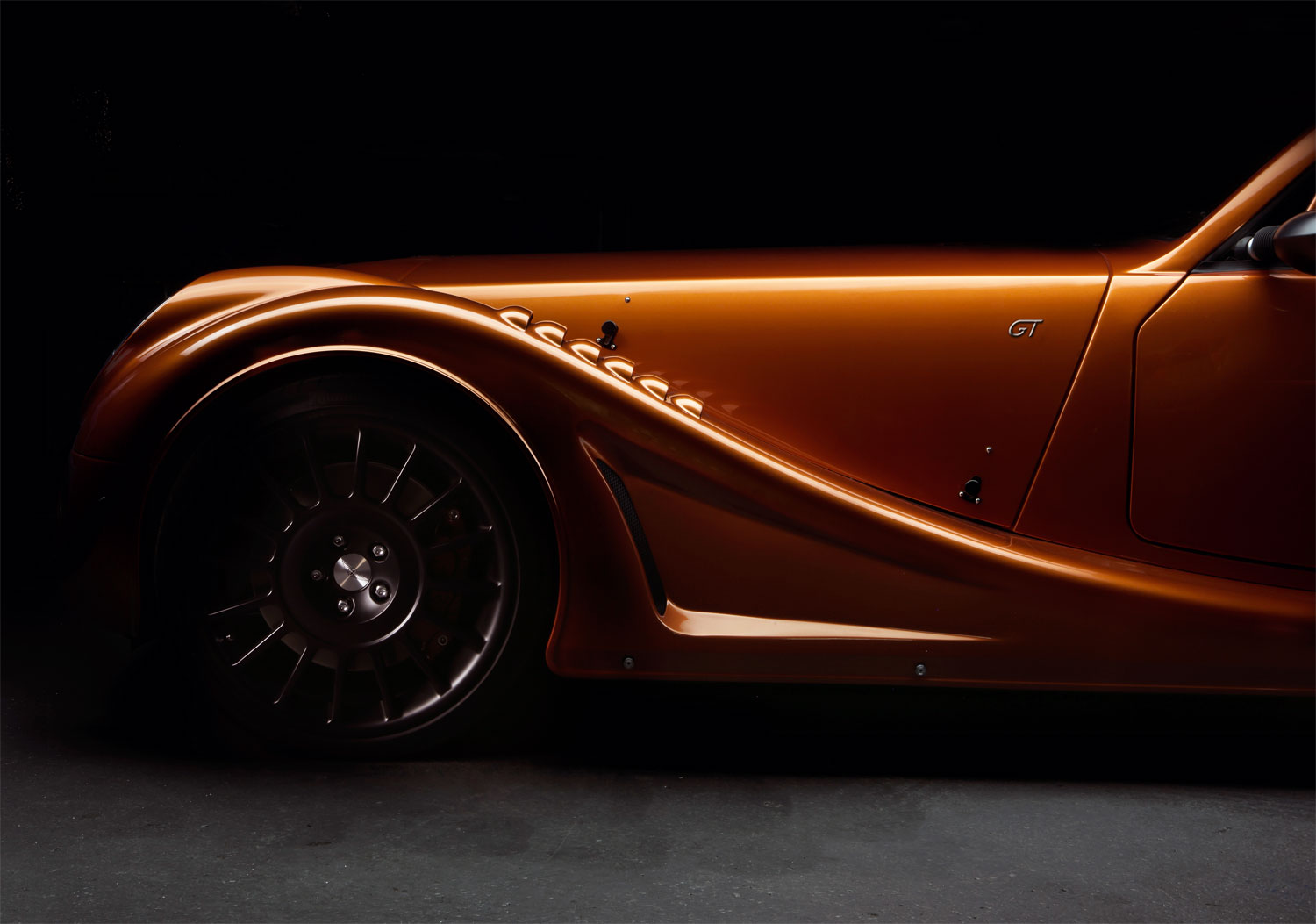 Morgan's Aero GT - Classic Looks Coupled with a lot of Punch