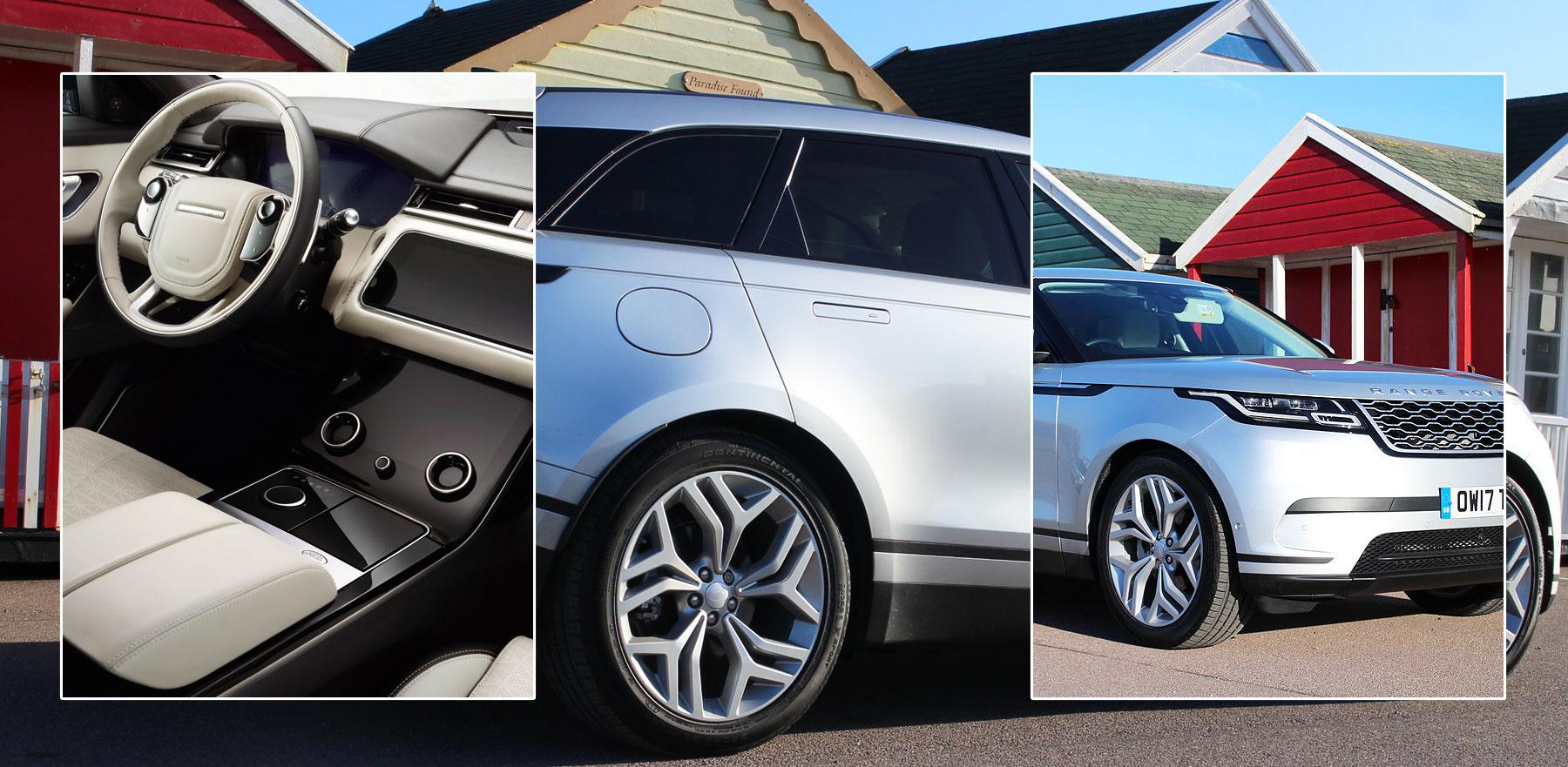 On Test: The Range Rover Velar HSE D240