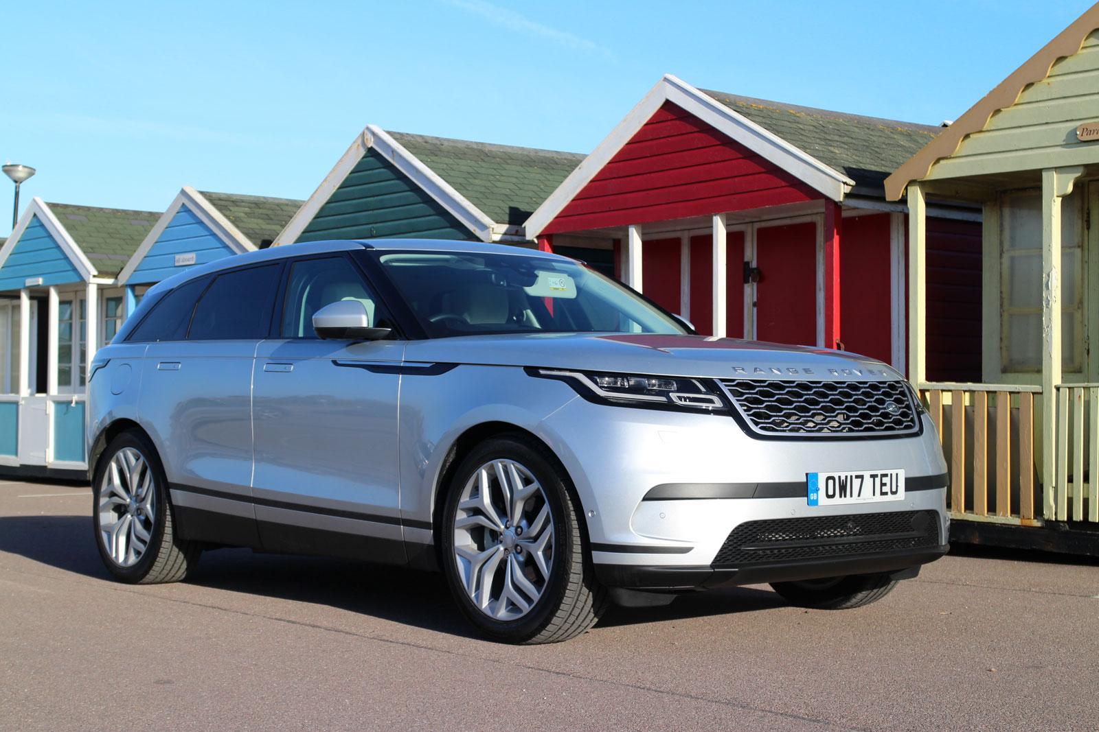 On Test: The Range Rover Velar HSE D240 7