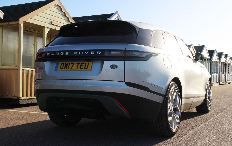 On Test: The Range Rover Velar HSE D240 9
