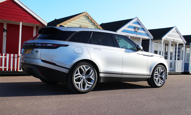 On Test: The Range Rover Velar HSE D240 8