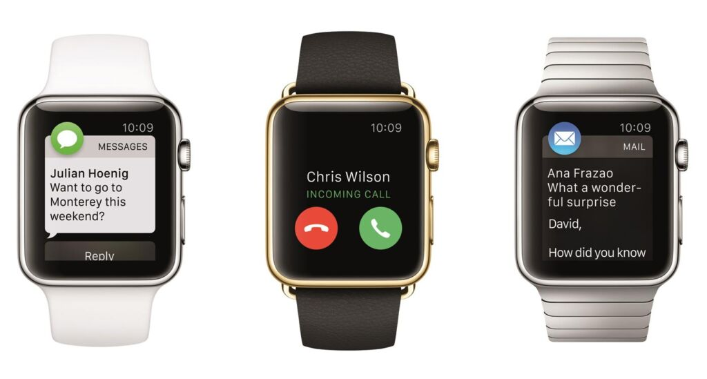 it's brands such as Apple with their smartwatch that is winning the hearts of the US consumers