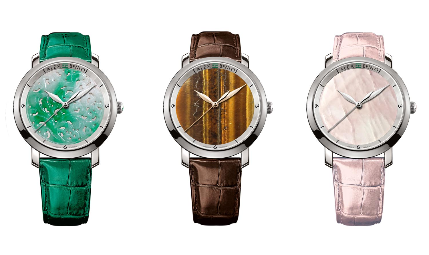 Six Incredible Luxury Watches Incorporating Nature in their Design 6