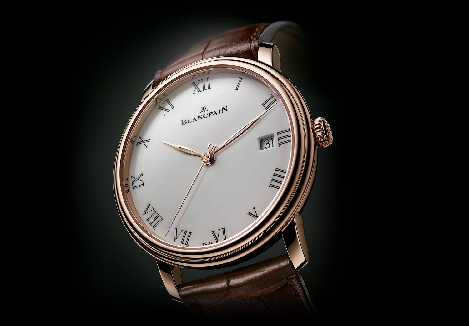 Blancpain classic Villeret styling