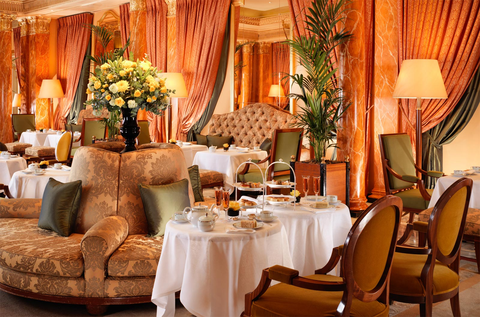 Luxury and legacy at London's The Dorchester 13