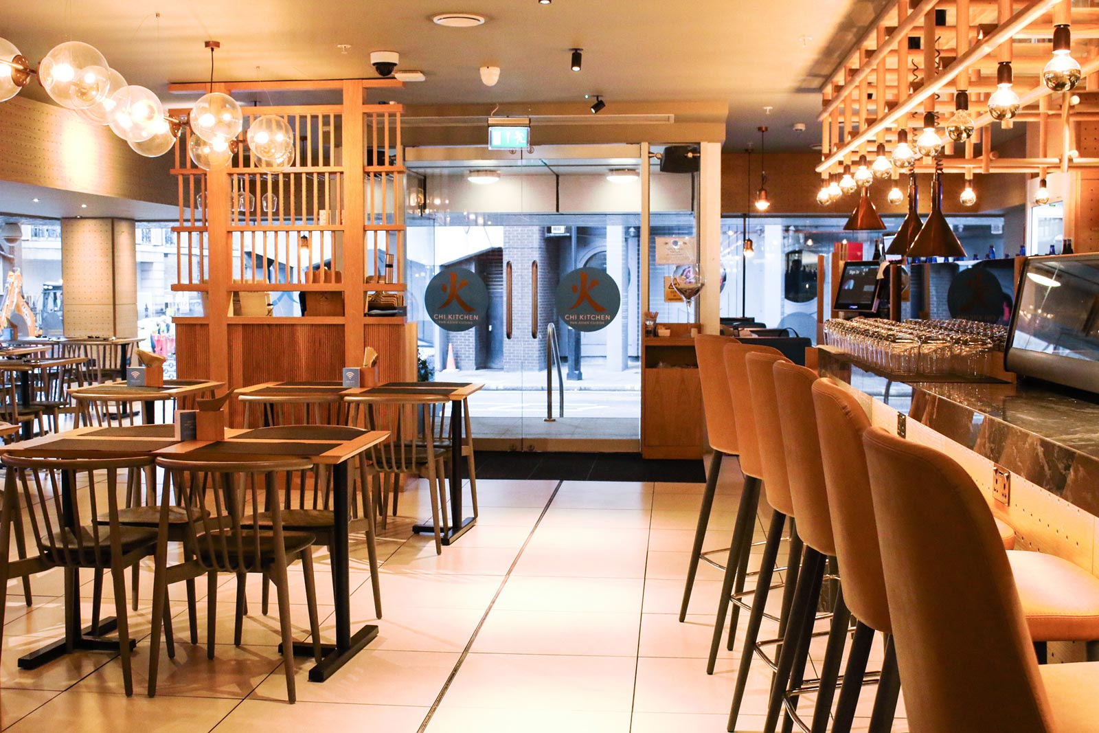 Grabbing Energy At Chi Kitchen On London's Busiest Shopping Street