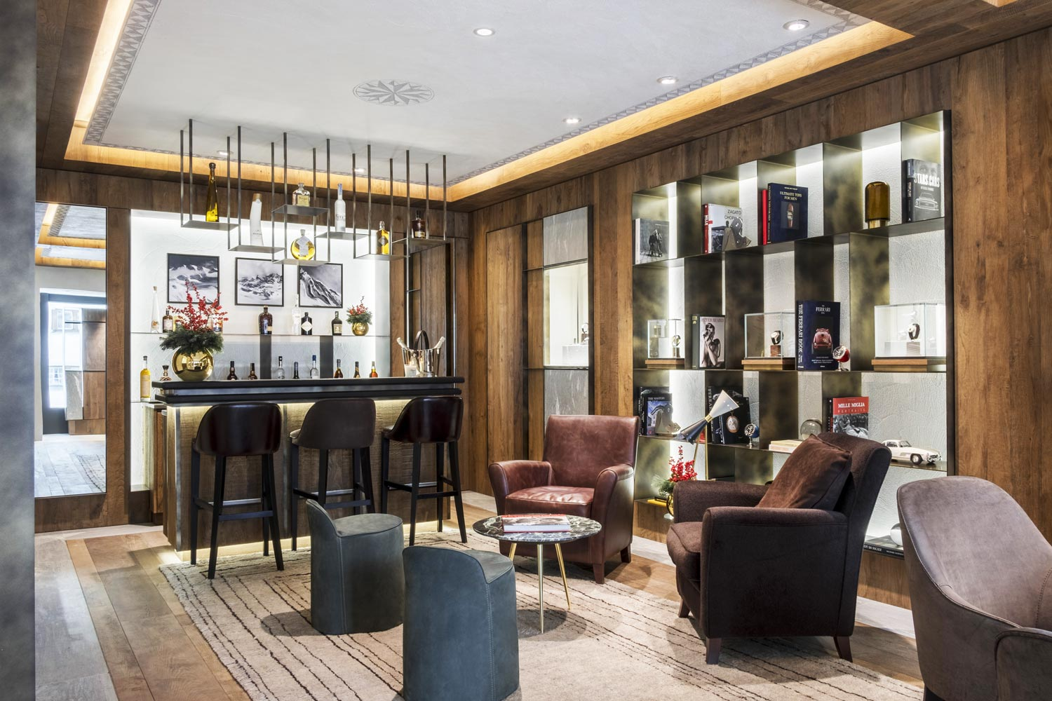 Chopard Supports it's Swiss Heritage with a New Boutique in St. Moritz