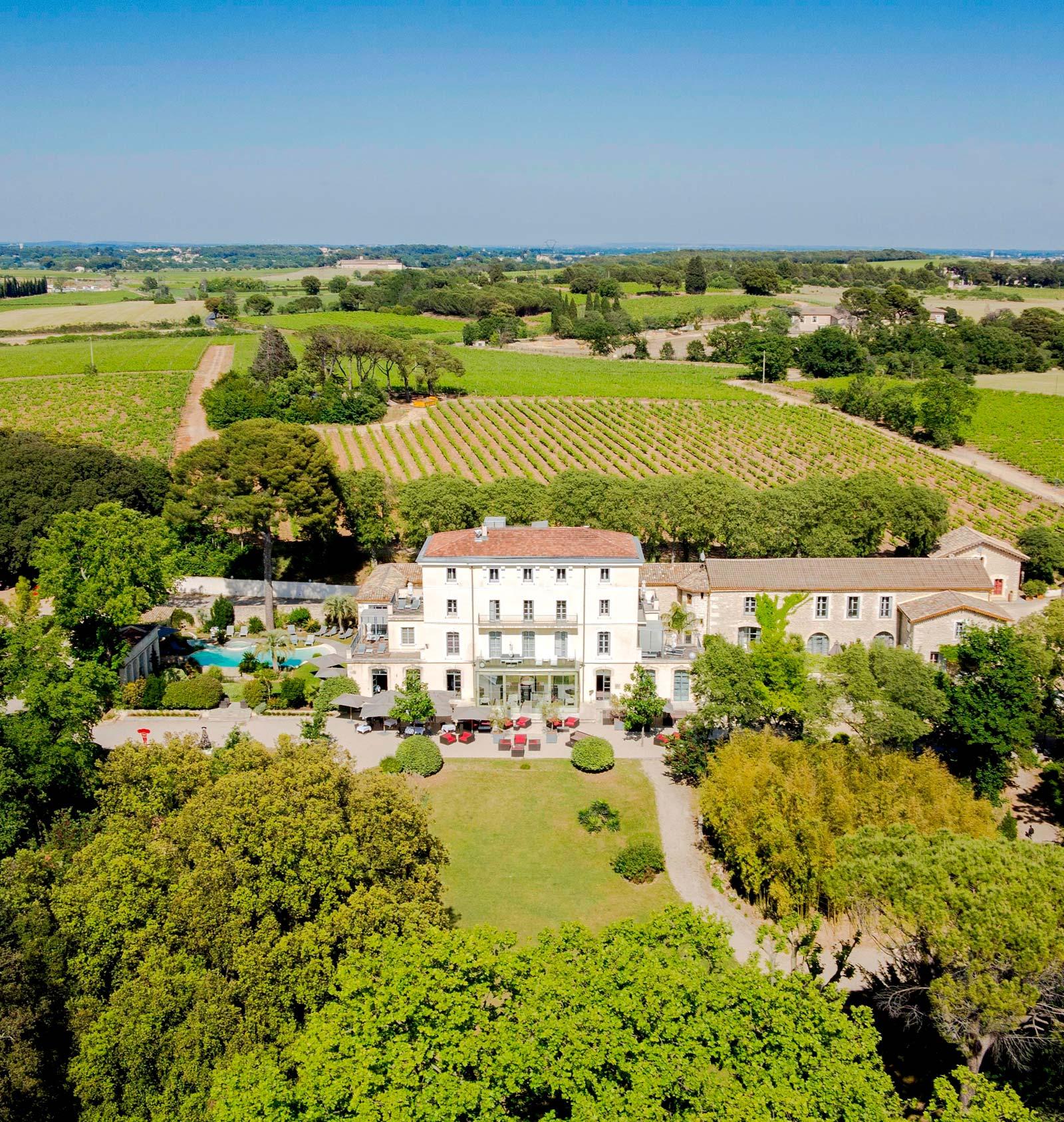 Gina Baksa Reviews the Luxurious La Domaine de Verchant Hotel & Spa 3