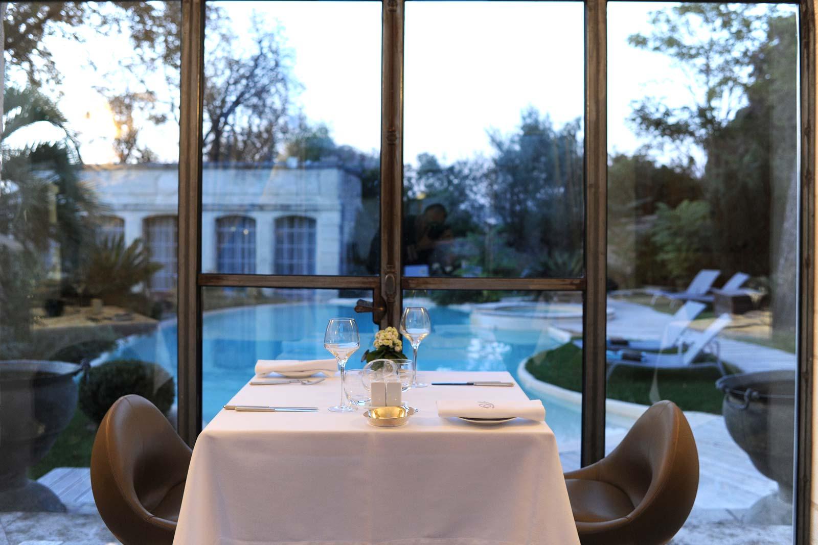 Gina Baksa Reviews the Luxurious La Domaine de Verchant Hotel & Spa 5