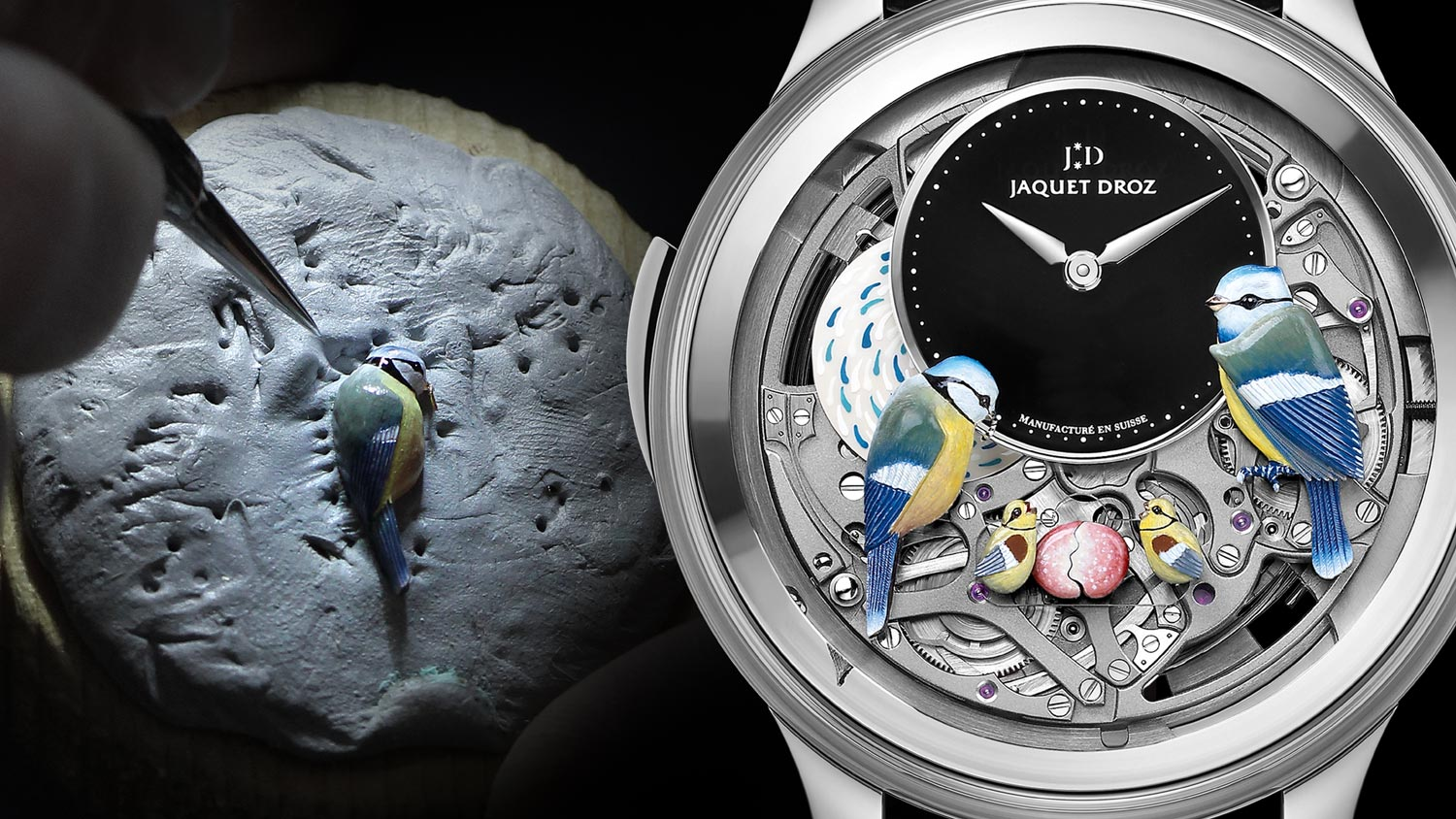 Six Incredible Luxury Watches Incorporating Nature in their Design 3