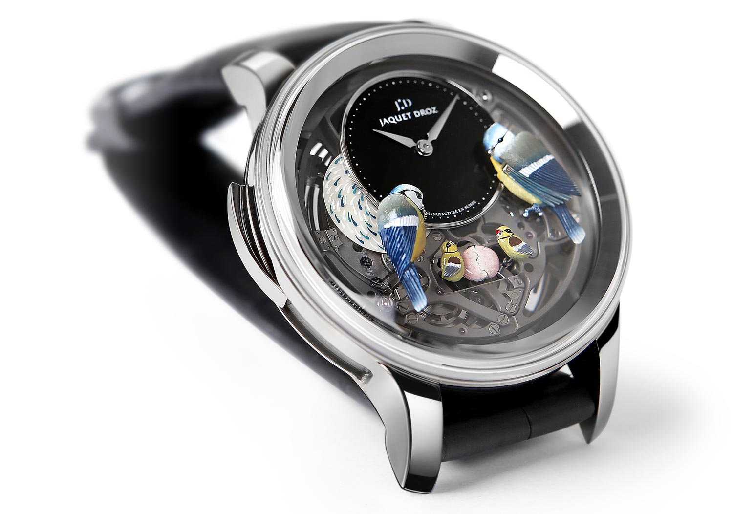 Six Incredible Luxury Watches Incorporating Nature in their Design 4