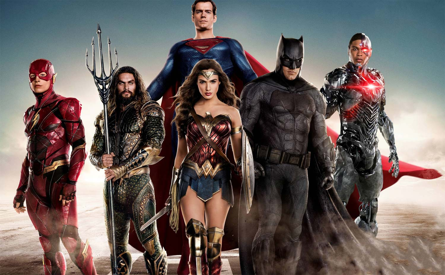 Warner Bros. Pictures Justice League Movie Blu-Ray and Digital Release