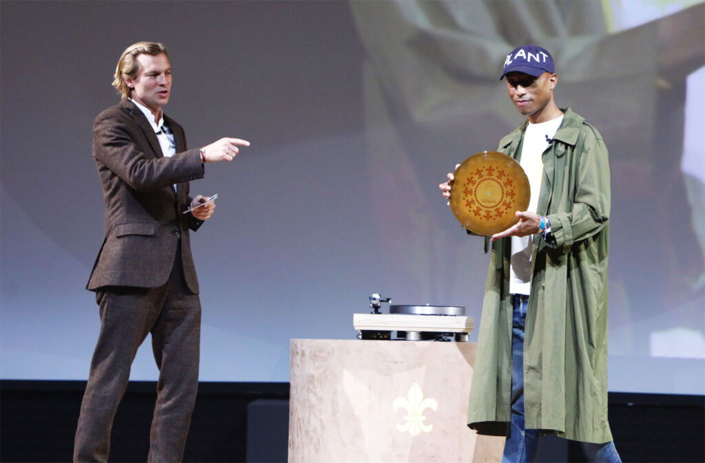 Louis XIII Cognac and Pharrell Williams 100 years