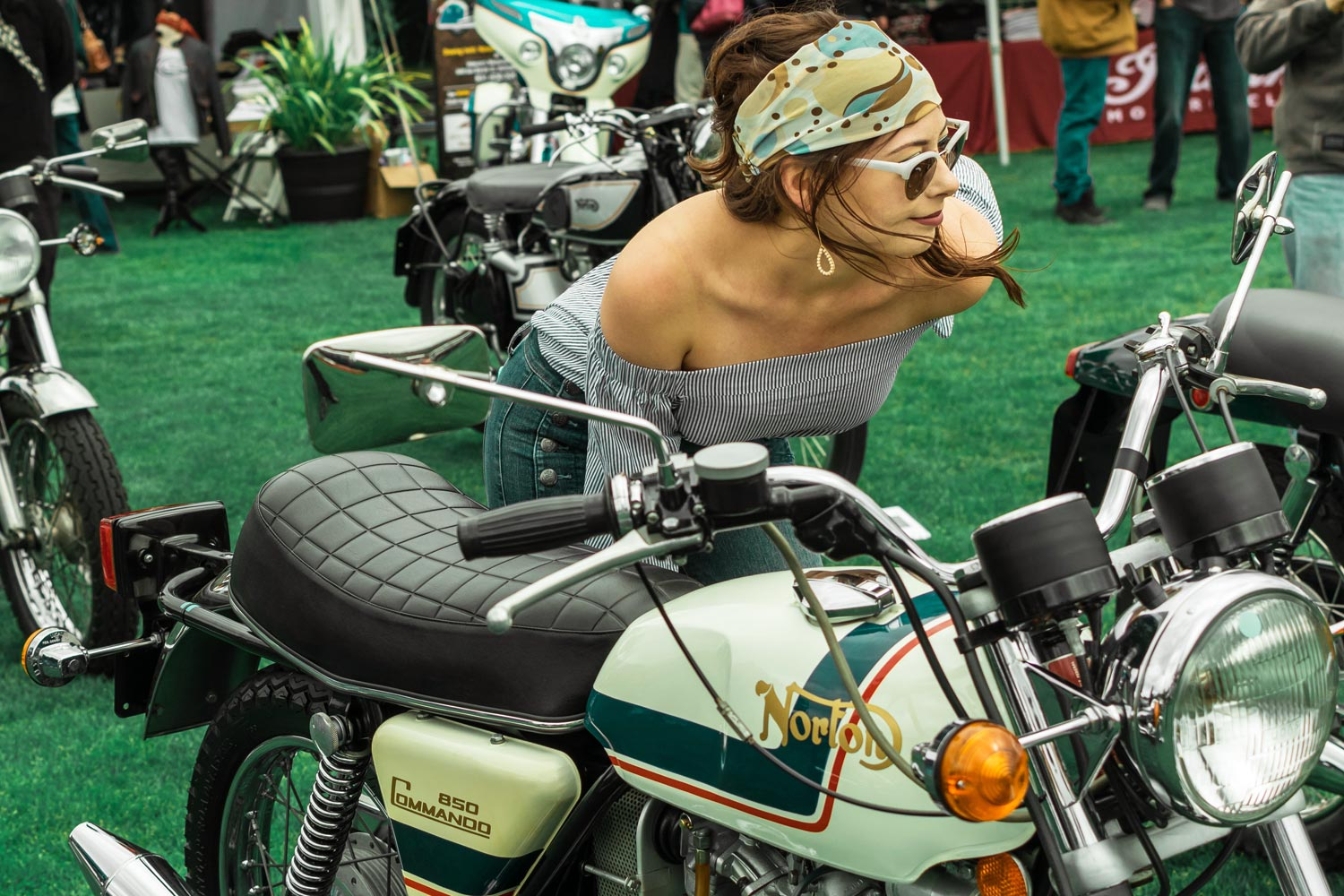 Quail Motorcycle Gathering Introduces New Classes & More for 2018 1