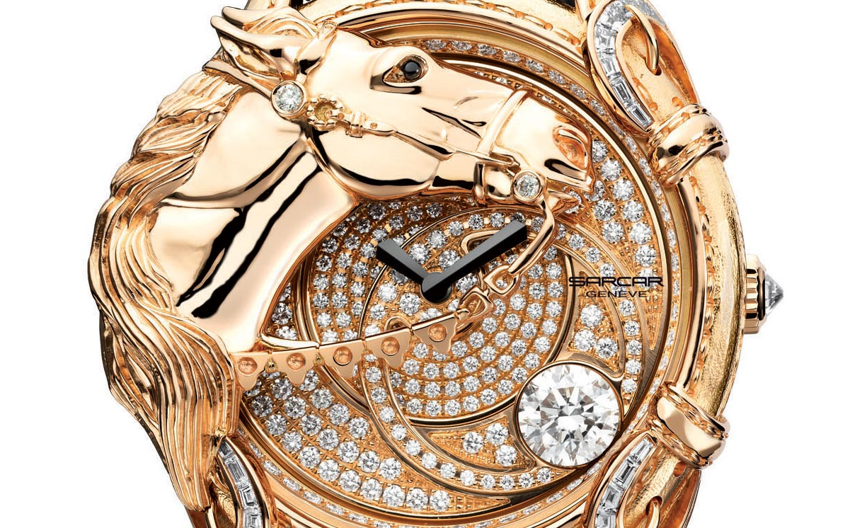 Six Incredible Luxury Watches Incorporating Nature in their Design 2