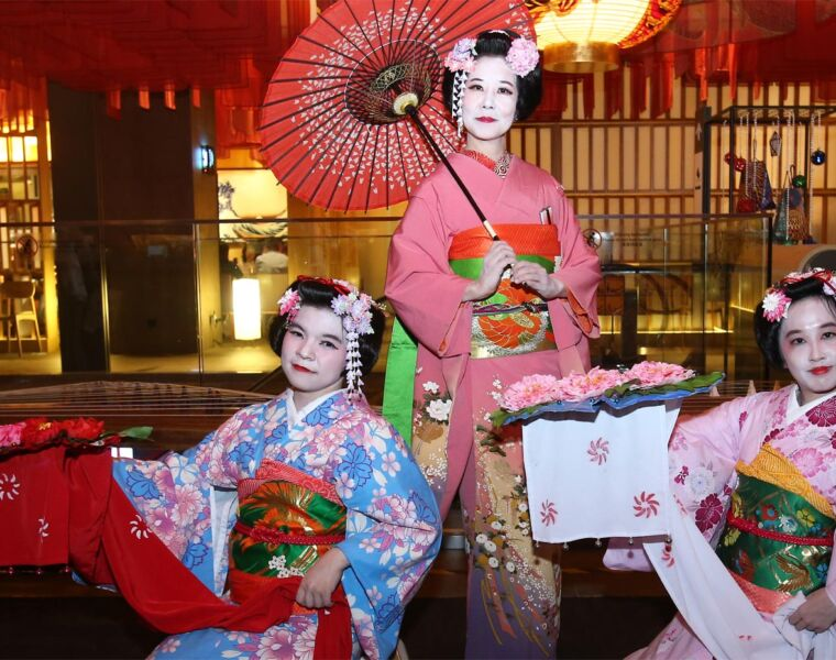 Kirin Ichiban on The Table Isetan – An exquisite Taste of Japan 7