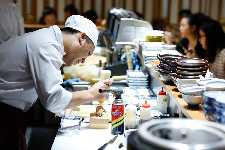 Kirin Ichiban on The Table Isetan – An exquisite Taste of Japan 2