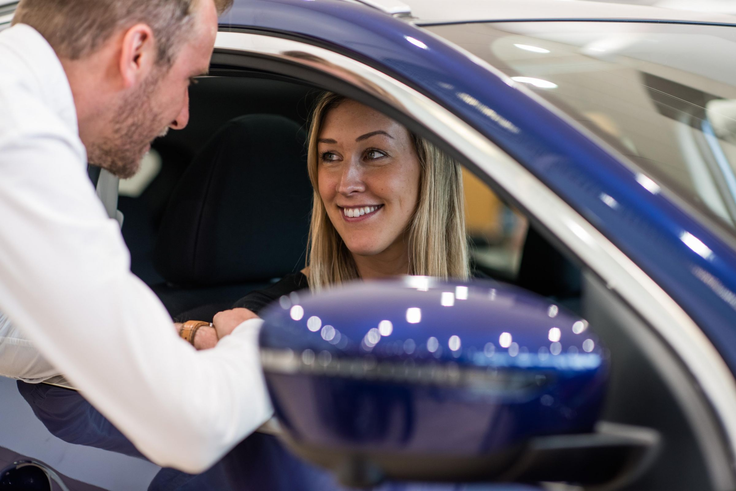 UK New Vehicle Registrations Down