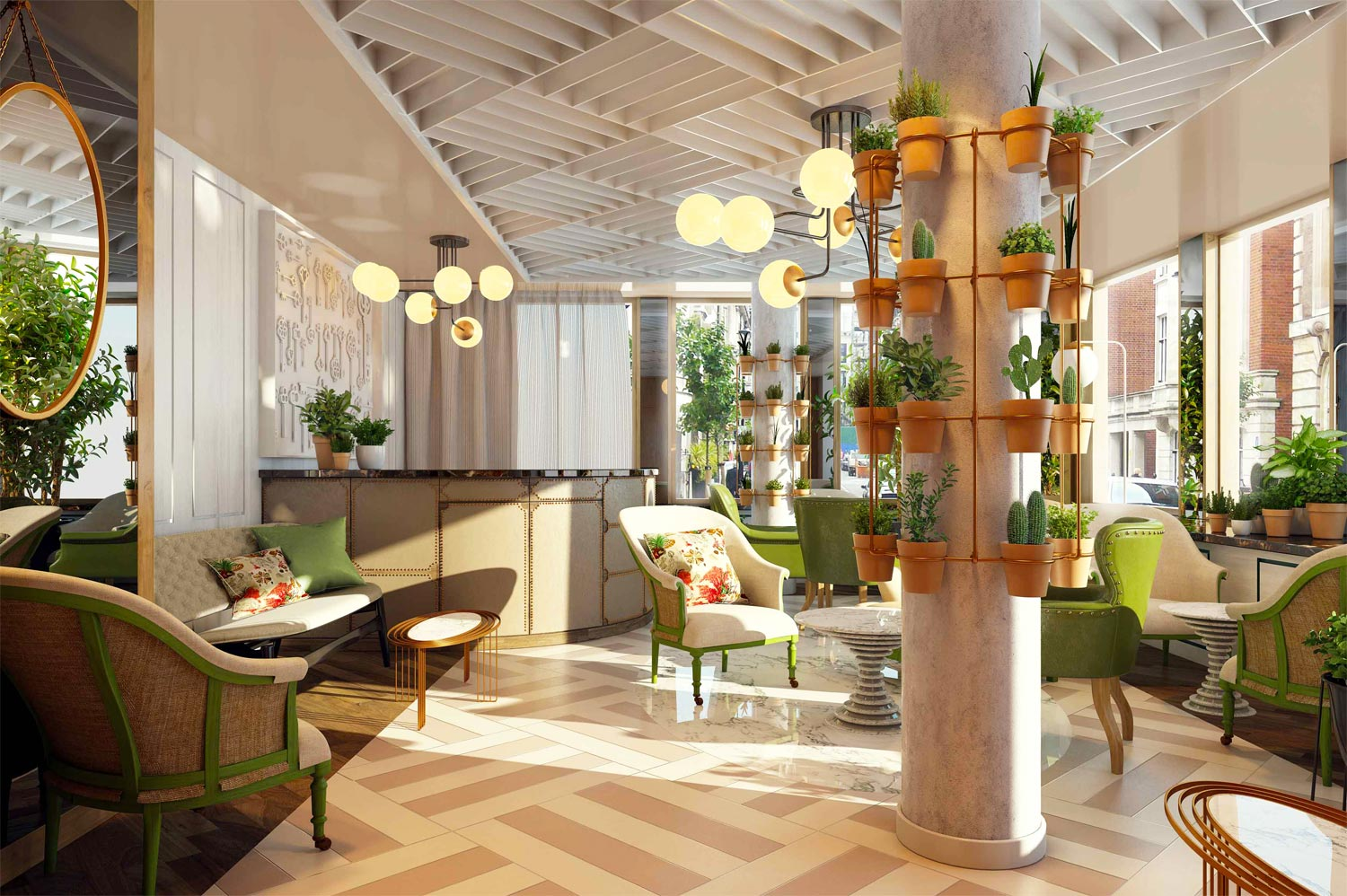 Opening This Spring: The Vintry & Mercer Hotel 1