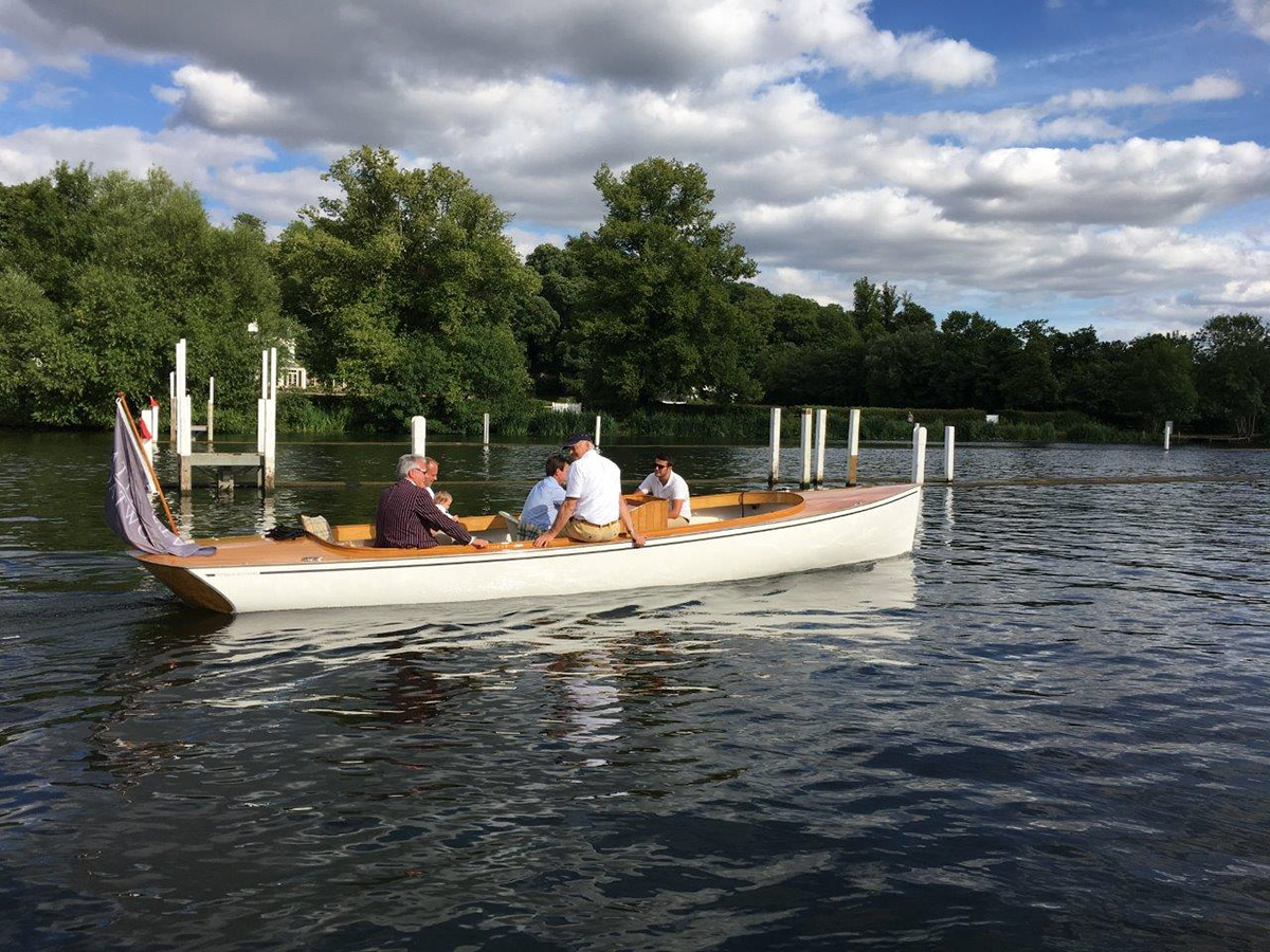 E-boatique – The Electric Boat Experts