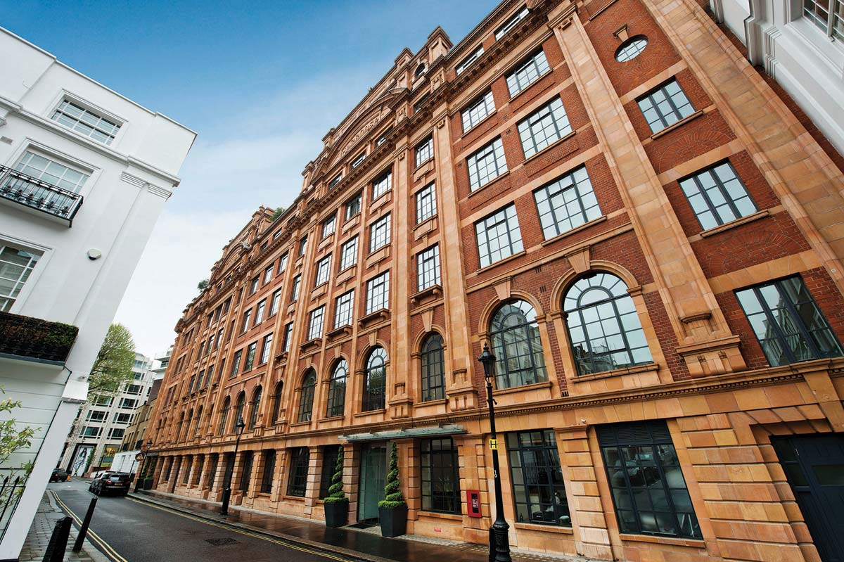 New Report Reveals The 'Harrods' Effect on Knightsbridge Property
