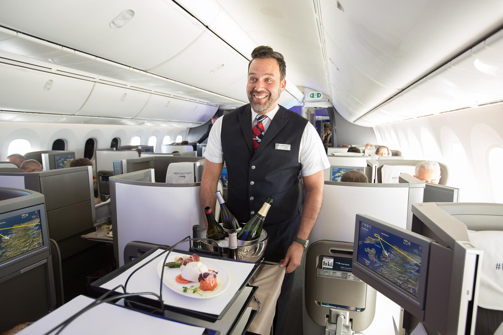 British Airways Club World - A Better Class of Business