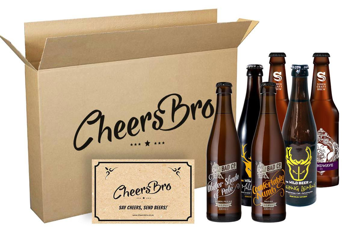 Valentine's Day Gets a Boozy Makeover with Craft Beer Gifting Service 4